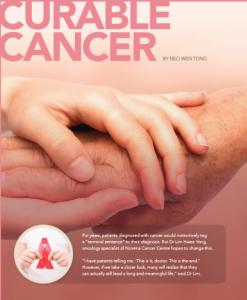 Curable Cancer